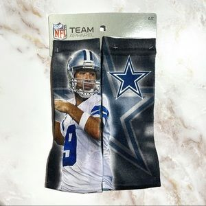FBF Tony Romo Dallas Cowboys Socks - L